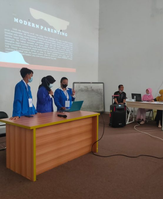 Lomba Karya Tulis Ilmiah (LKTI) Polinef 2021