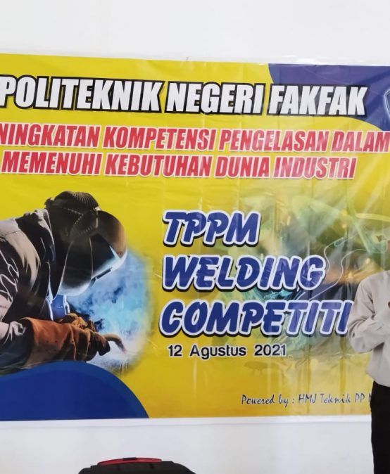 TPPM Welding Competition 2021